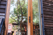 reclaimed-redwood-passive-house-door-001