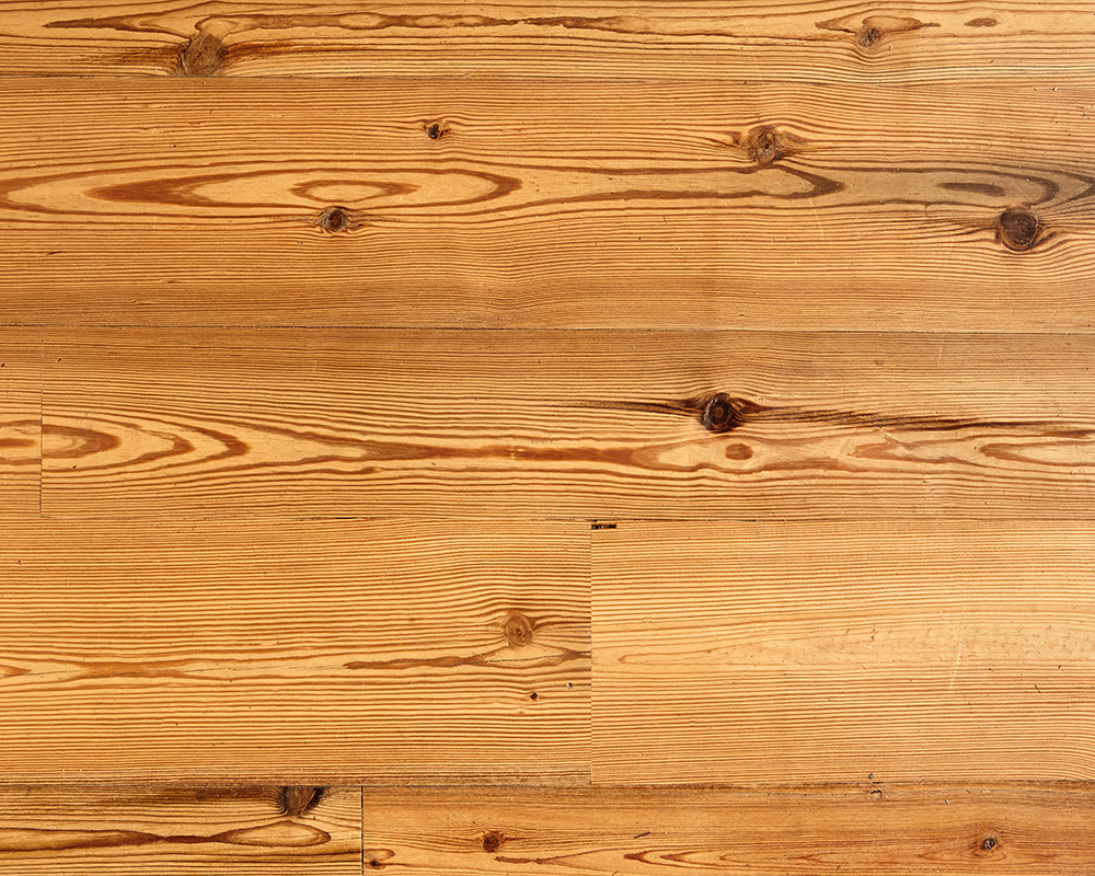 Reclaimed heart pine flooring NYC