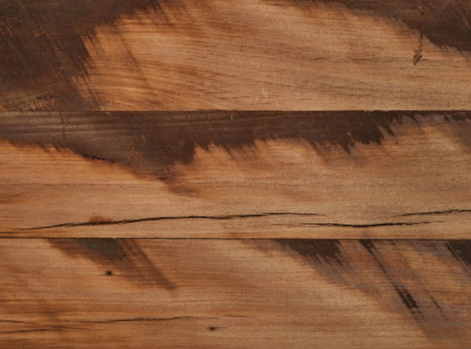Reclaimed beech sample