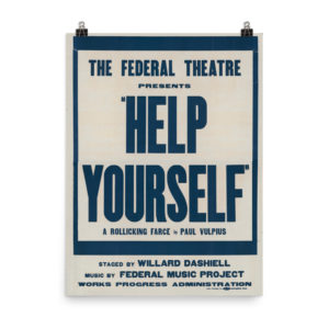 THE FEDERAL THEATRE