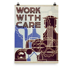 WORK WITH CARE3