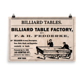 Billiard Tables2
