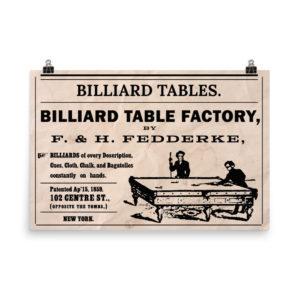 Billiard Tables2
