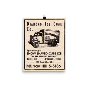 Diamond ICE CUBE CO.2