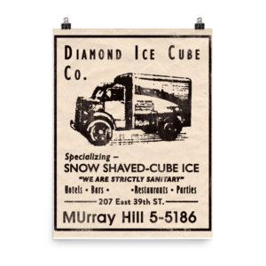 Diamond ICE CUBE CO.3