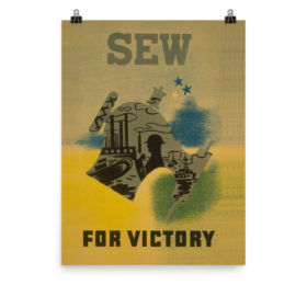SEW FOR VOCTORY2