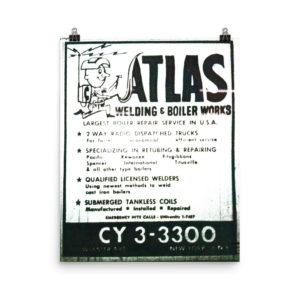 ATLAS WELDING AND BOILER WORKS